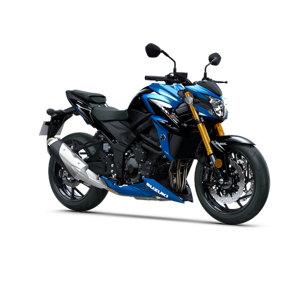 Zaawansowane Suzuki GSX-S750 2019 - Suzuki Motor Poland MX58