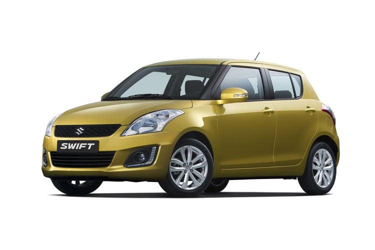 Suzuki podsumowuje trzy kwartały 2014