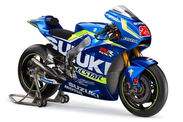 Motocykl GSX-RR
