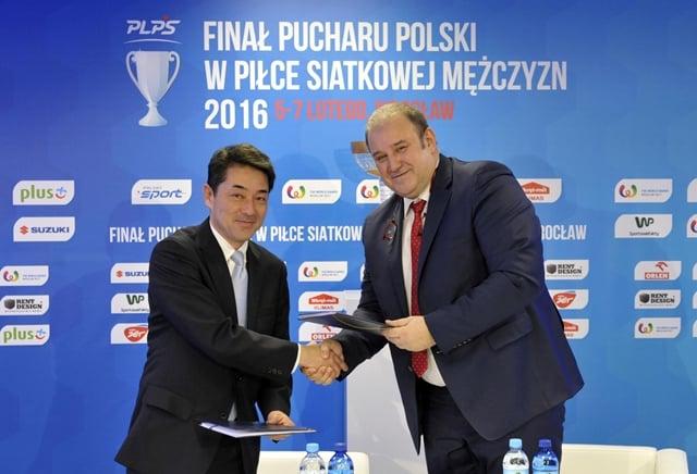 PLPS i SUZUKI razem napędzają polską siatkówkę!