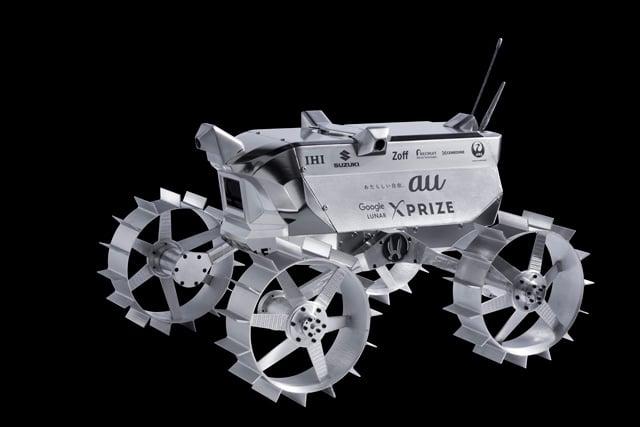 Suzuki partnerem ekspedycji na Księżyc
