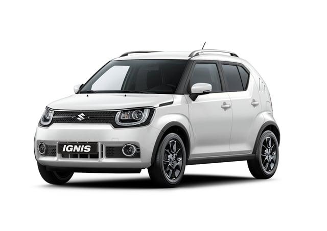Suzuki IGNIS zadebiutuje na paryskim salonie motoryzacyjnym