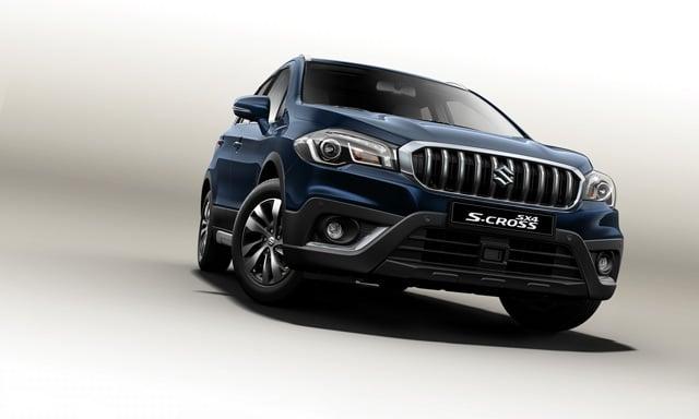 Nowy Suzuki SX4 S-CROSS