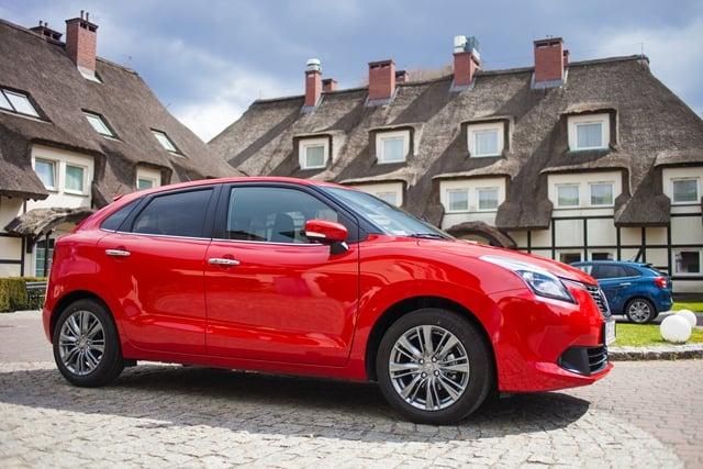 Rekordowa sprzedaż Suzuki