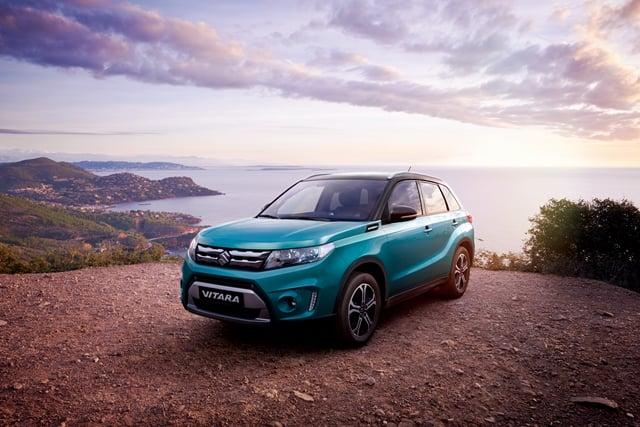 Suzuki Vitara najlepszym kompaktowym crossoverem