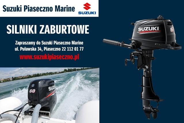 Nowy salon i serwis Suzuki Marine