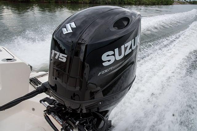 Suzuki prezentuje nowe silniki podczas Genoa Boat Show