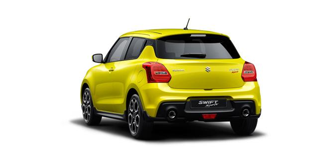 Swift Sport Hybrid - 2