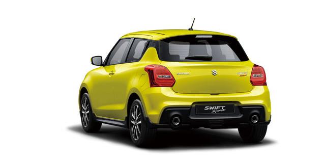 Swift Sport - 2