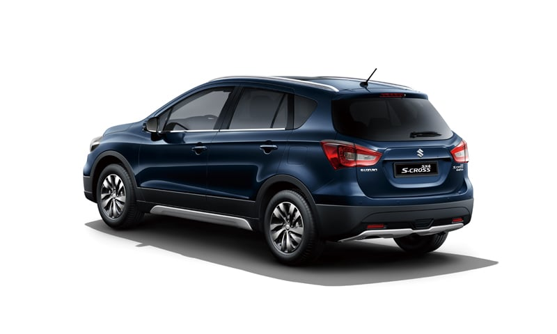 SX4 S-CROSS Hybrid - 2
