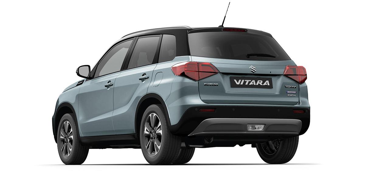 Vitara Hybrid - 2