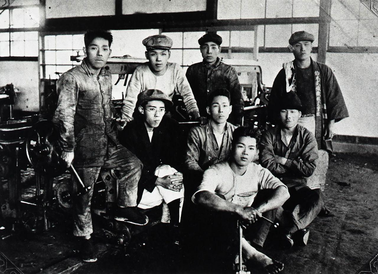 Założenie Suzuki Loom Manufacturing Co.