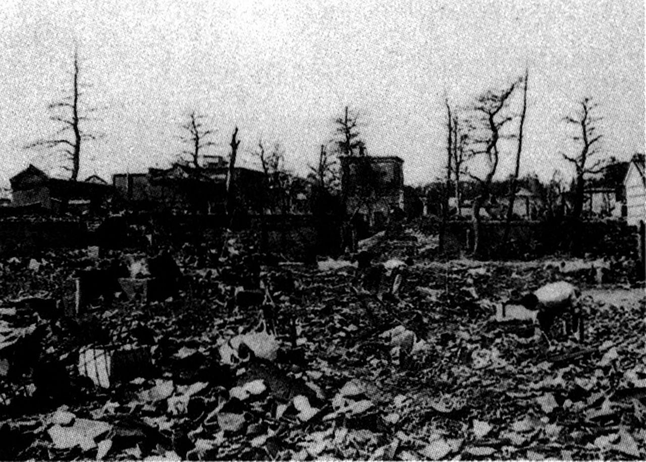 Trudny powrót do produkcji krosien po II Wojnie Światowej