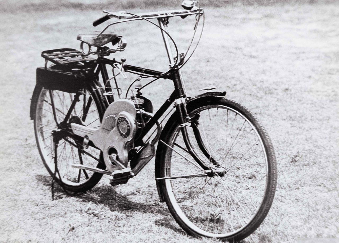 Narodziny pierwszego motoroweru – Power Free