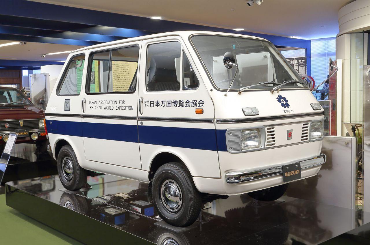 Suzuki prezentuje swój pierwszy samochód elektryczny!