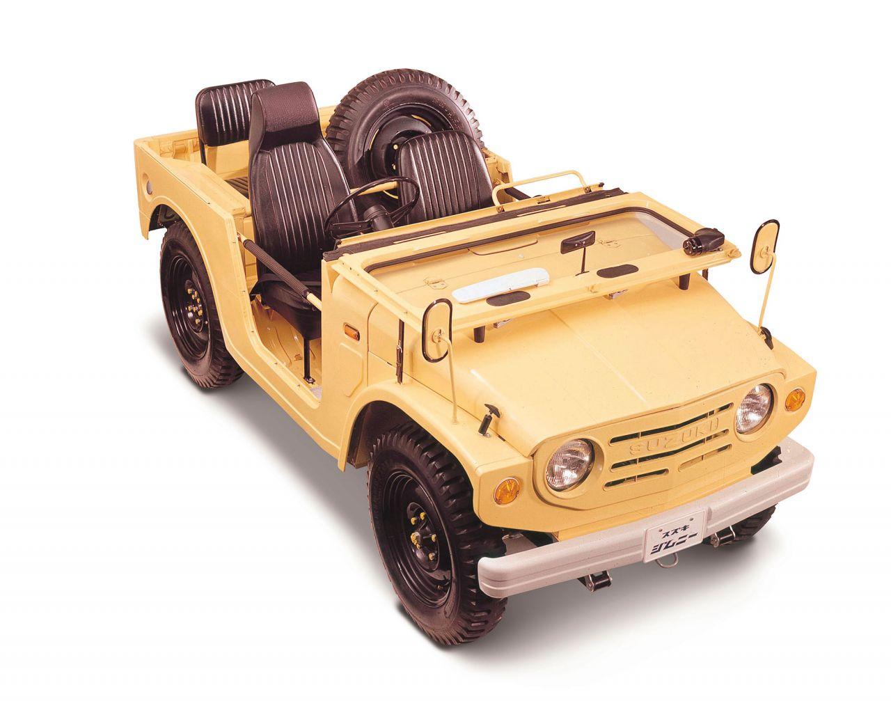Do sprzedaży trafia pierwsza seria samochodów Jimny (LJ10) zaprojektowanych z myślą o pracy i aktywnym wypoczynku!