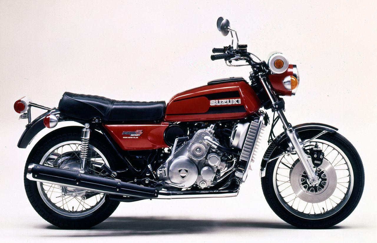 Do sprzedaży trafia pierwszy motocykl z silnikiem Wankla
