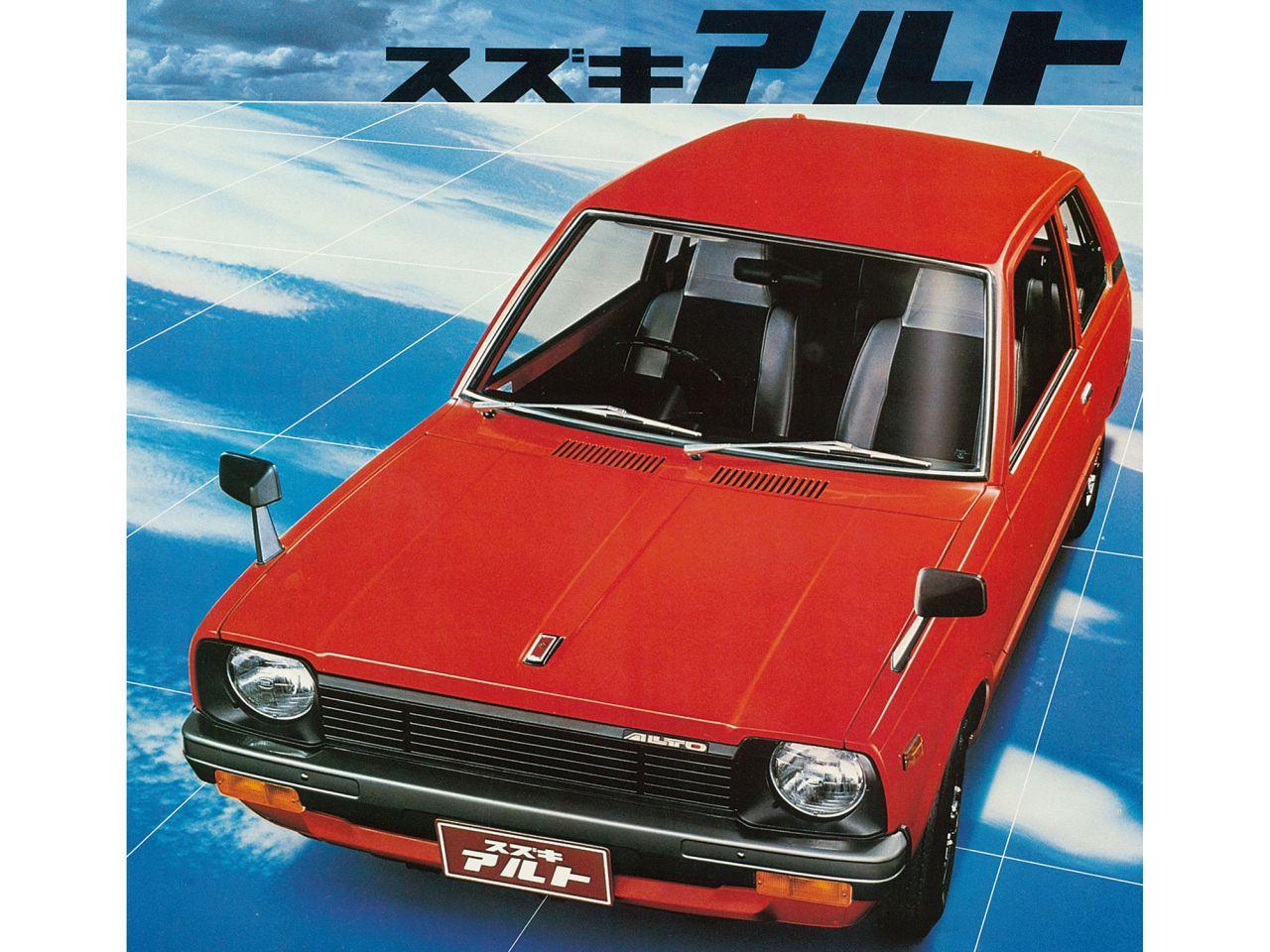 Wprowadzenie do sprzedaży Alto – sensacji na rynku samochodów