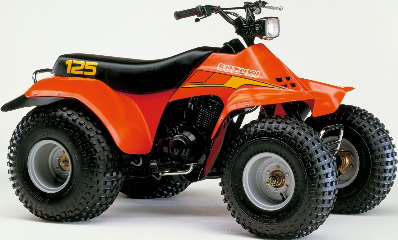 Rozpoczęcie produkcji quadów (ATV)