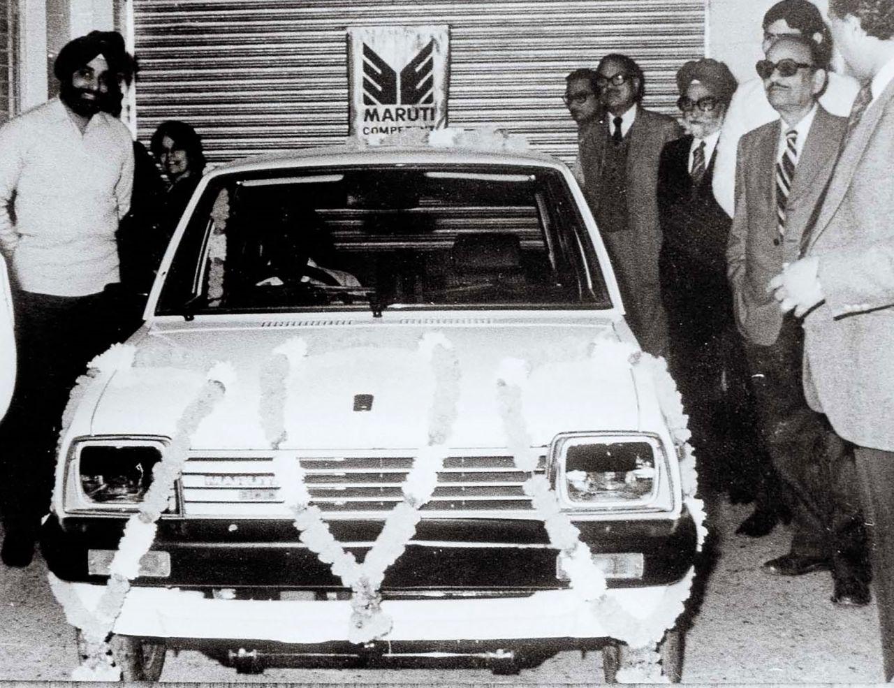 Rozpoczęcie produkcji Maruti 800 – pojazdu którego popularność przetrwała 30 lat