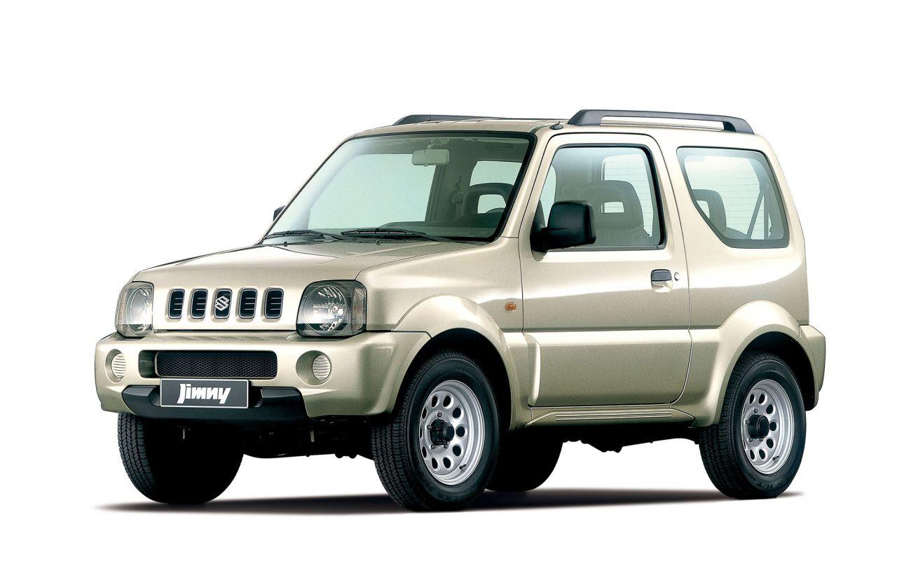 Pojawia się trzecia generacja cieszących się niesłabnącą popularnością samochodów Jimny (JB33)