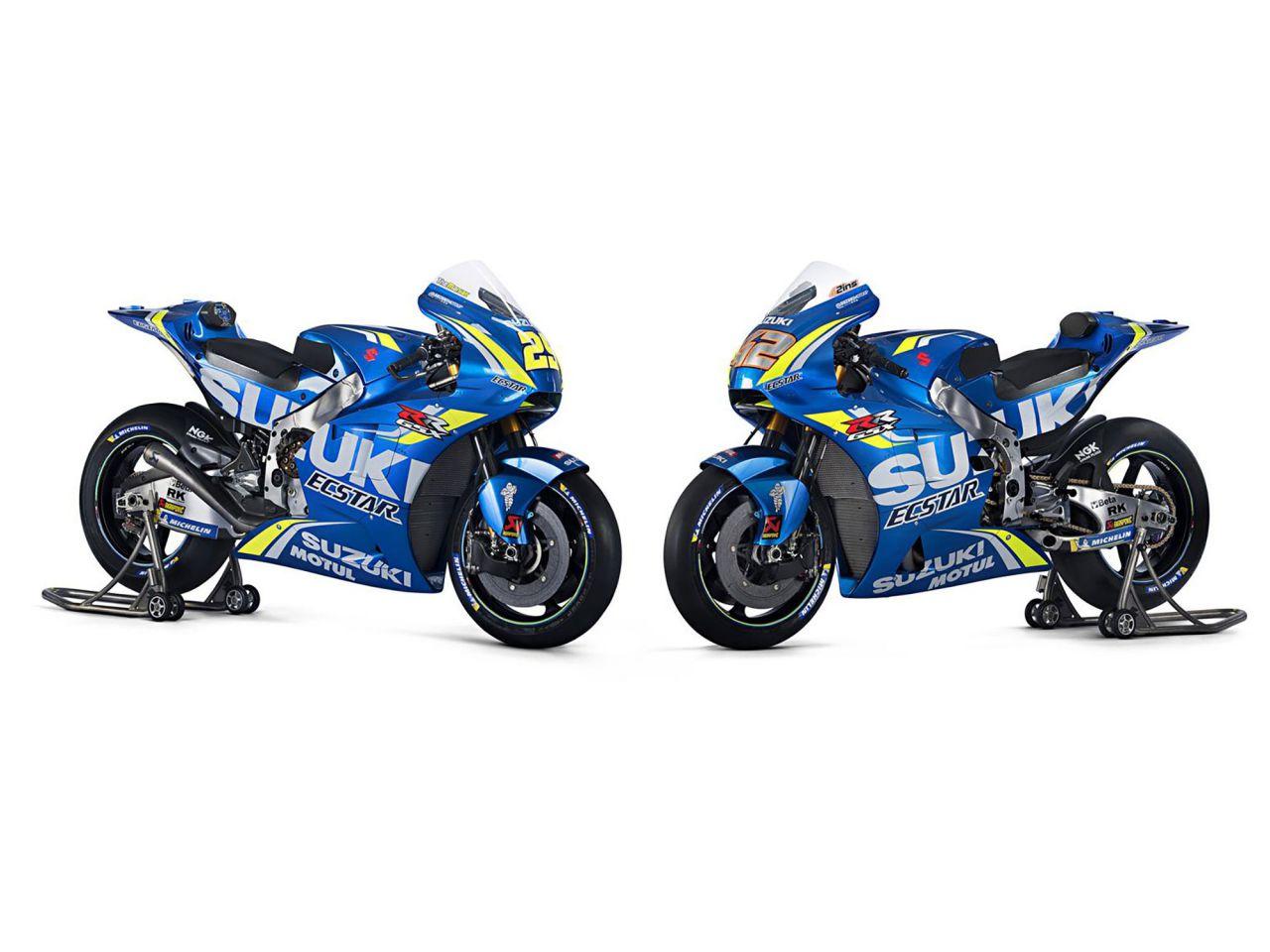 Powrót SUZUKI do MotoGP z GSX-RR!