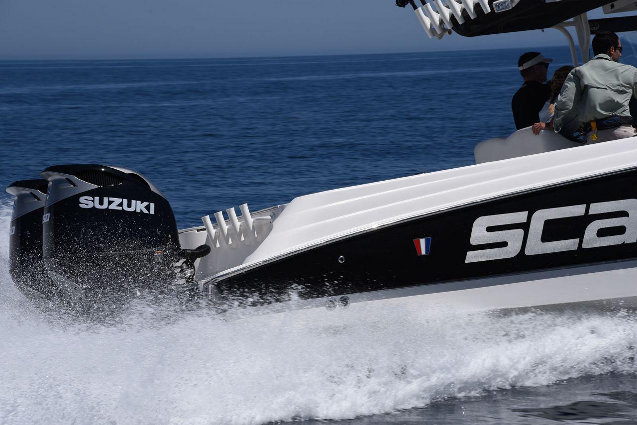 Debiut flagowego silnika zaburtowego Suzuki – DF350A