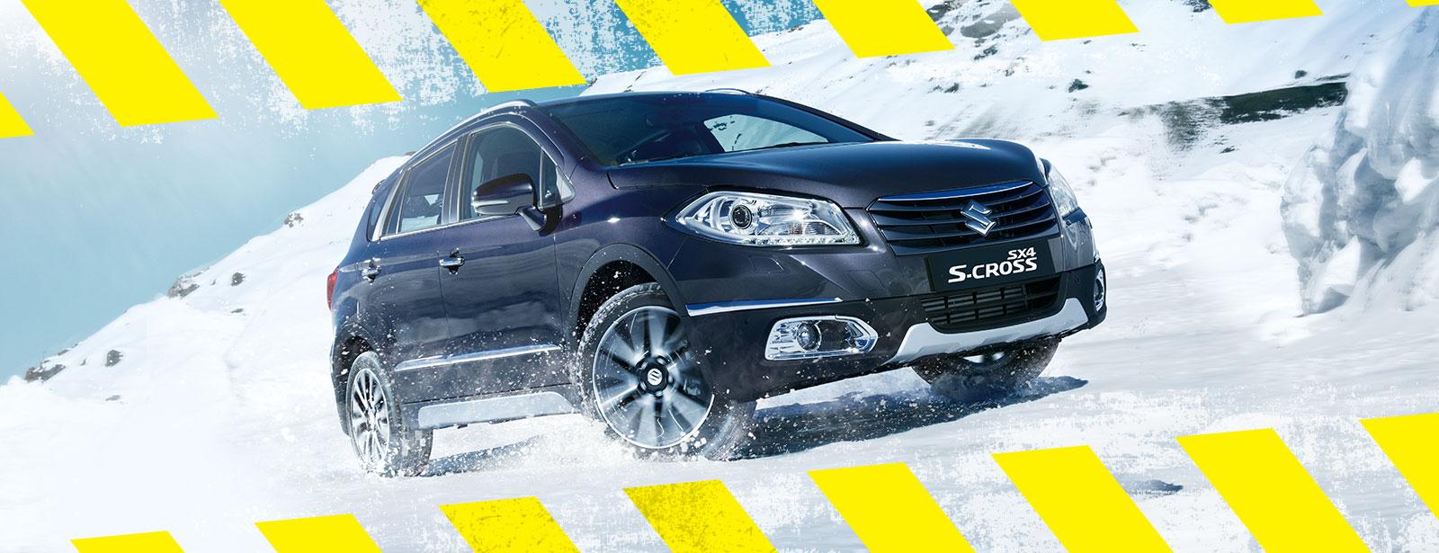 Akcja serwisowa Suzuki przed zimą