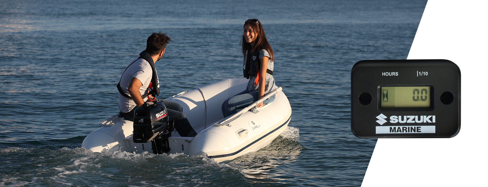 Licznik motogodzin Suzuki Marine