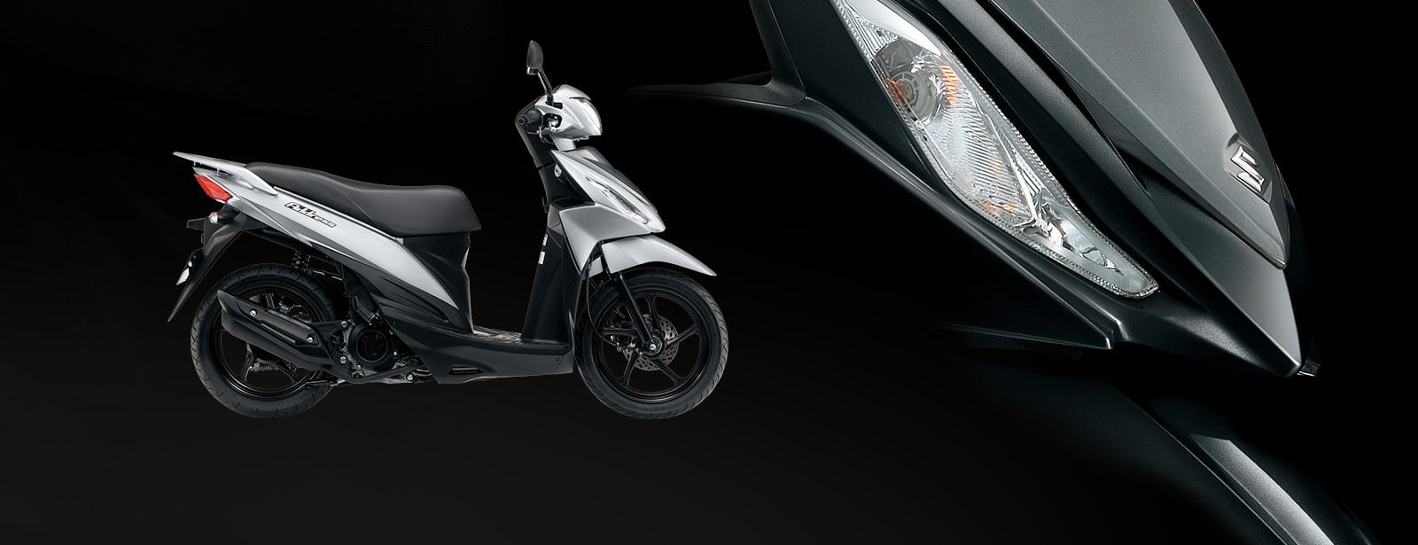 Suzuki Address w letniej promocji