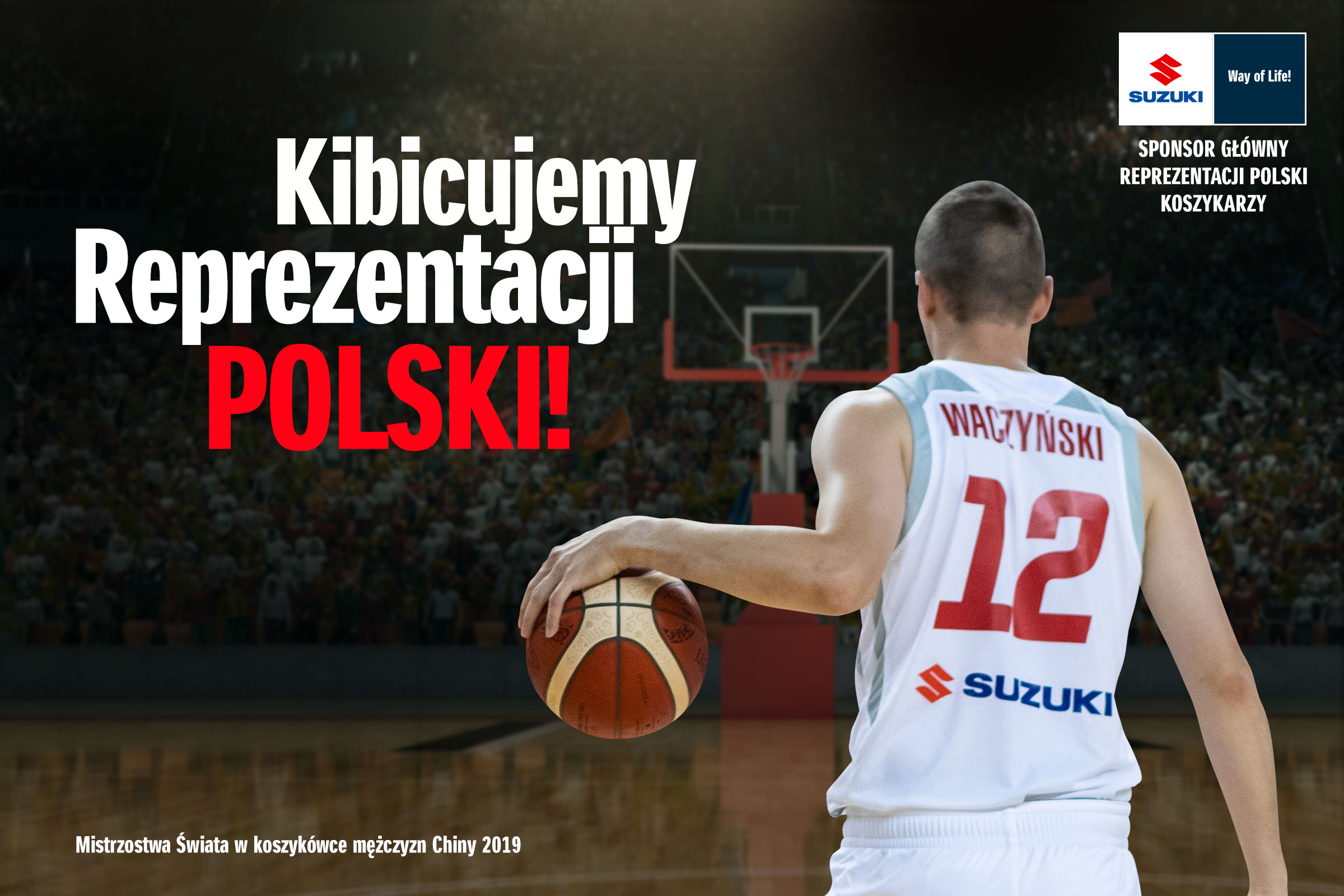 Suzuki MŚ Koszykówka