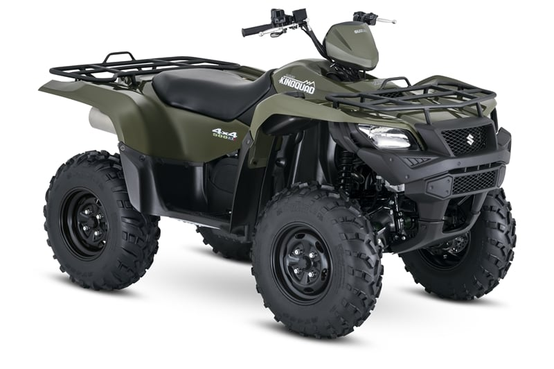 KingQuad 500 AXi 4x4 Power Steering