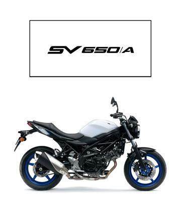 SV650A - Cennik