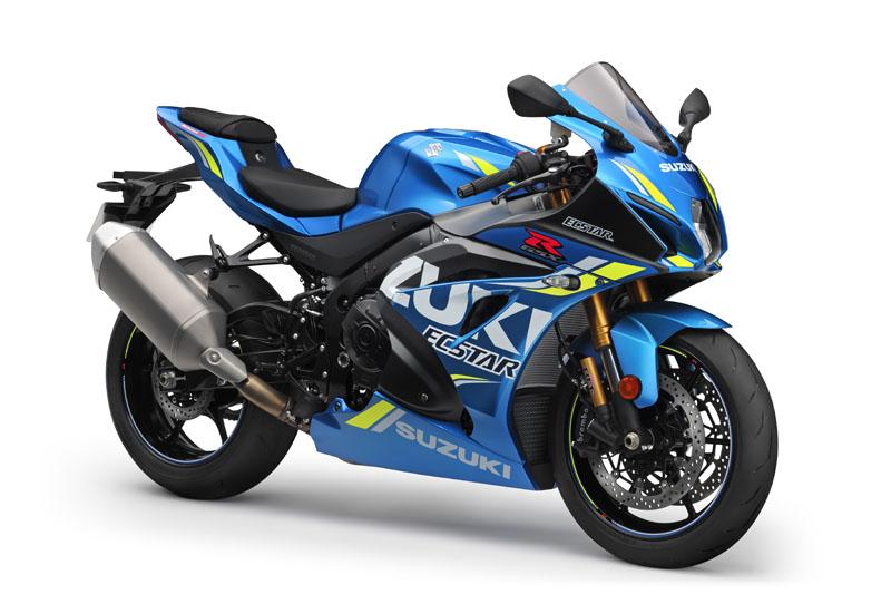 GSX-R1000A / RA / RZA