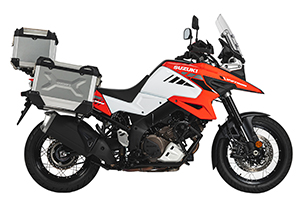 V-Strom 1050/XT Travel Pack