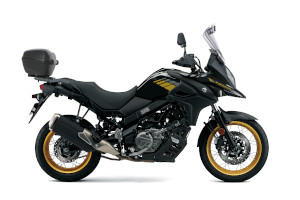 V-Strom 650/XT Travel Pack