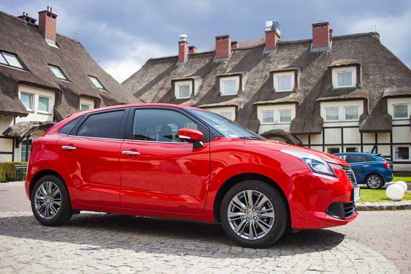 Suzuki o 15% w górę w 2016