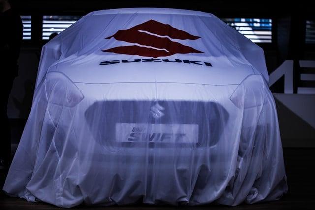 Premiera Suzuki Swift na Poznań Motor Show 2017