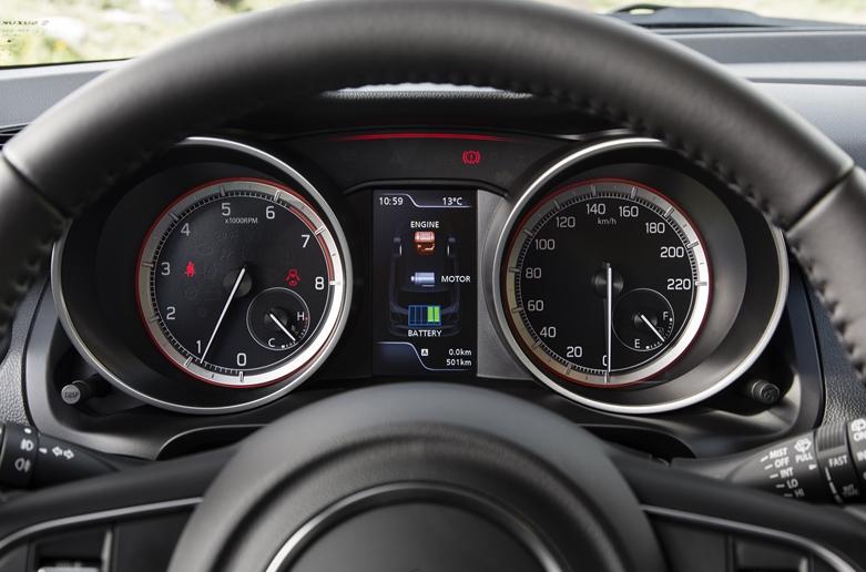 Suzuki Swift wybrane Samochodem Roku