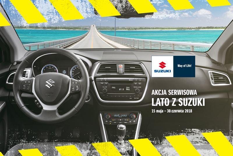Lato z Suzuki