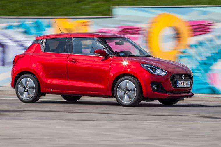 Suzuki Swift w finale prestiżowego konkursu 2018 World Car of the Year