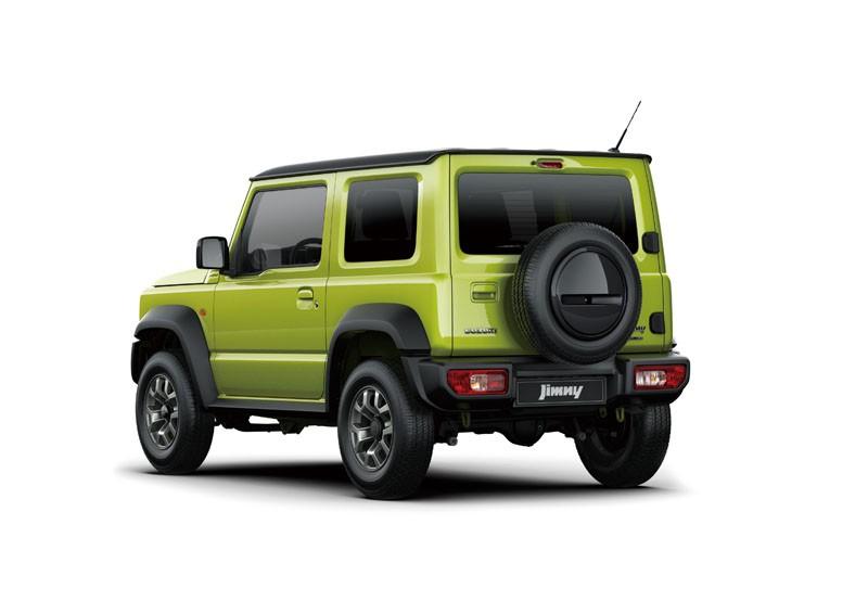 Nowa generacja legendarnego Suzuki Jimny