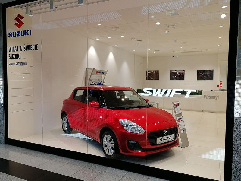 Nowy Showroom Suzuki