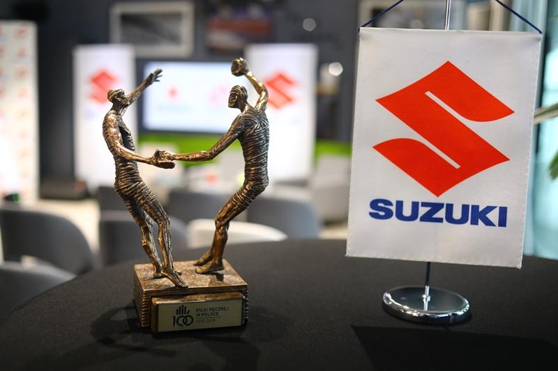 Suzuki sponsoruje ZPRP i Reprezentację Polski w piłce ręcznej