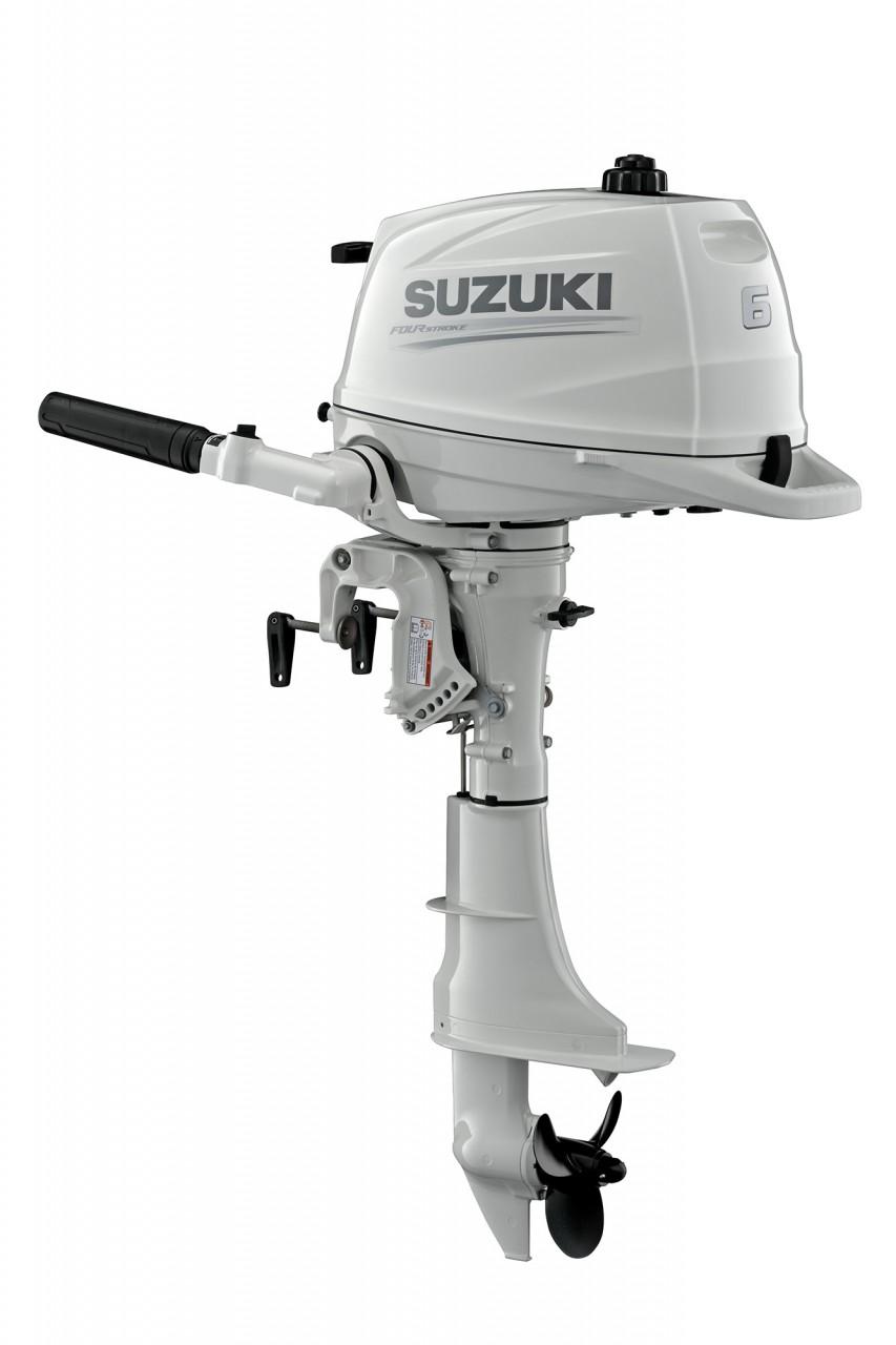Nowości Suzuki na targach Genoa Boat Show