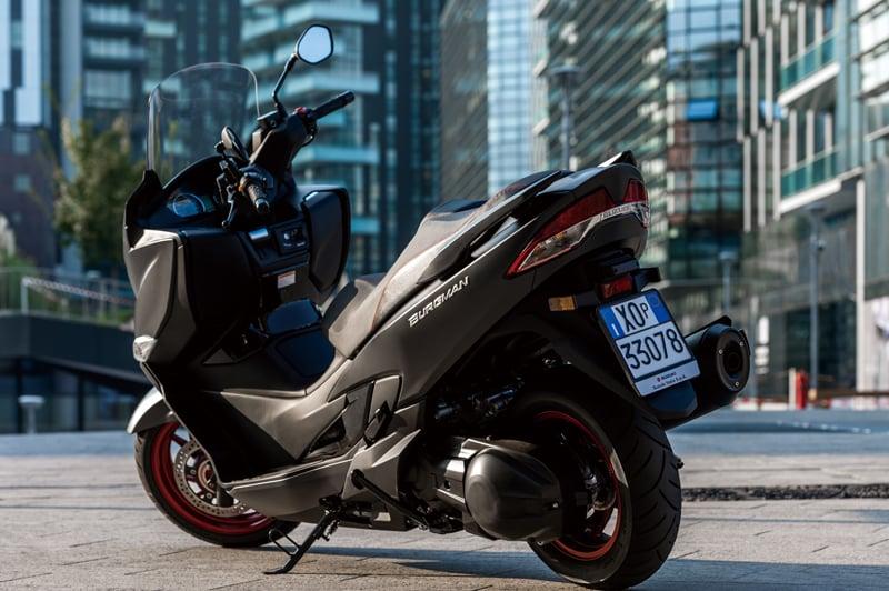 Kolejne motocyklowe nowości Suzuki