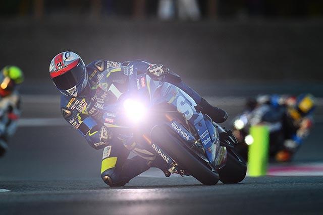 Suzuki dominuje w Bol d'Or
