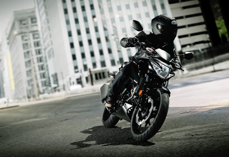 Suzuki na targach Moto Expo