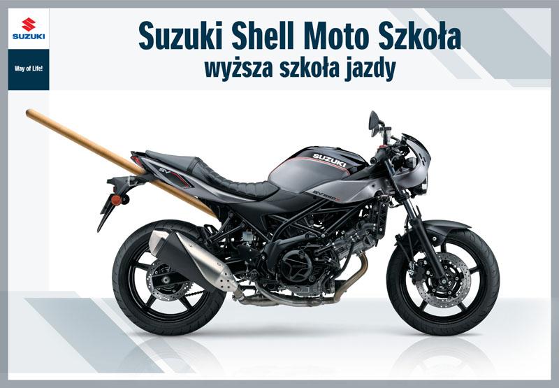 Suzuki Shell Moto Szkoła 2018