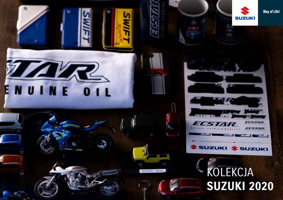 Katalog Suzuki 2020